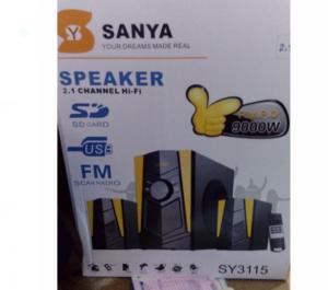SANYA SY3115 call 0711477775 or 0711114001