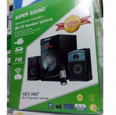 supersound 1047 call 0711477775 or 0711114001