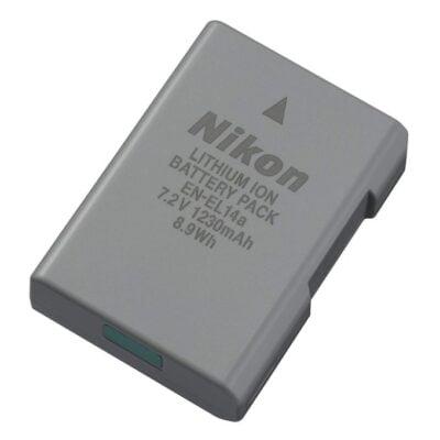 EN-EL14A Nikon Battery