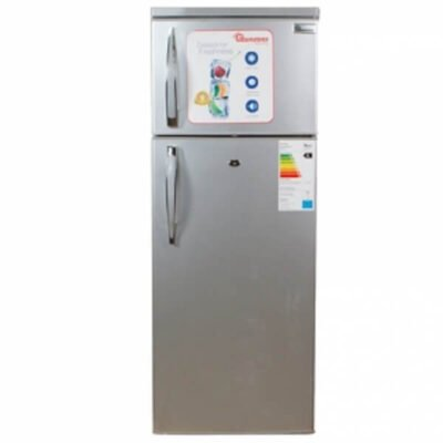 10 5cu ft 2 door direct cool fridge silver rf 217 call 0711477775 or 0711114001