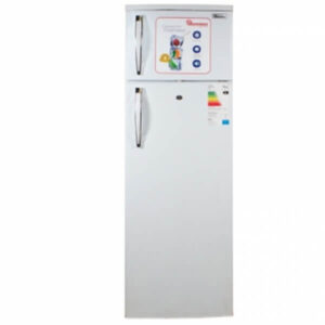 15 5cu ft 2 door direct cool fridge white rf 260 call 0711477775 or 0711114001