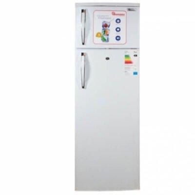 15 5cu ft 2 door direct cool fridge white rf 260 call 0711477775 or 0711114001