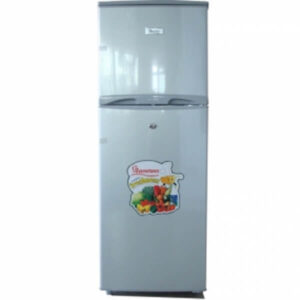 Ramtons 128 Liters 2 Door Direct Cool Fridge Silver- RF/173