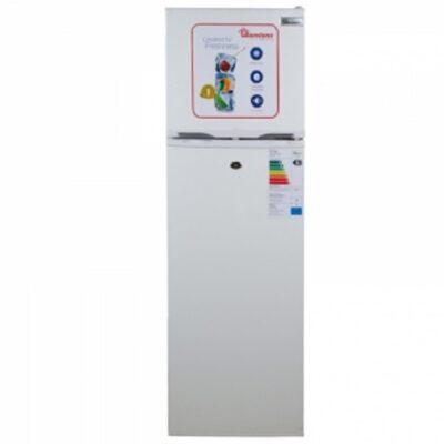 8 5cu ft 2 door direct cool fridge white rf 262 call 0711477775 or 0711114001