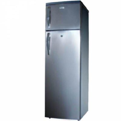 Ramtons 263 Liters 2 Door Direct Cool Fridge Titan Silver- RF/261