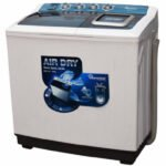 Ramtons Top Load Semi Automatic 14 Kg Twin Tub Washer- RW/114 WASHING MACHINE