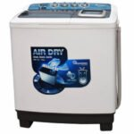 Ramtons Top Load Semi Automatic 8Kg Twin Tub Washer- RW/115 WASHING MACHINE