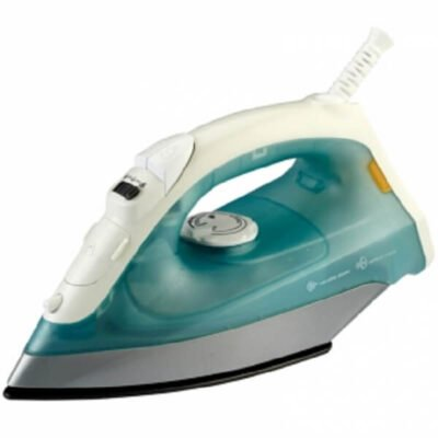 green and white steam iron rm 306 call 0711477775 or 0711114001