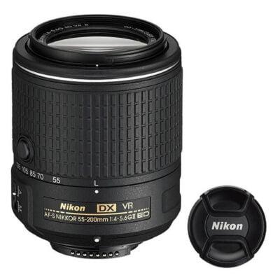 Nikon Lens 55-200VR