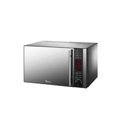 Ramtons Black, Microwave+Grill, 25 Liters- RM/326