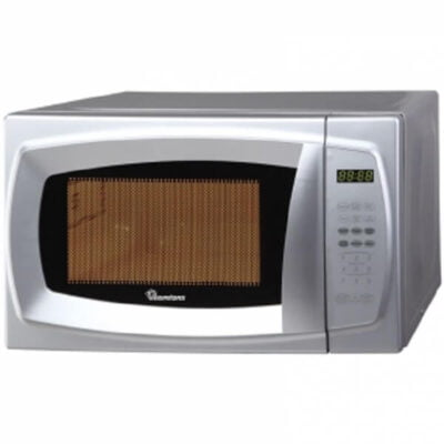 Ramtons Silver, Microwave+Grill, 20 Liters- RM/310