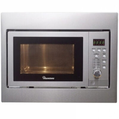 Ramtons Stainless Steel, Built In, Microwave+Grill, 25 Liters- RM/311