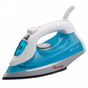 white and blue dry and steam iron rm 481 call 0711477775 or 0711114001