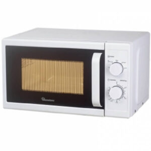 Ramtons White, Manual Microwave, 20 Liters- RM/328
