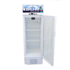 Beverage Cooler ,7Cu.Ft ,220 Litres, Bruhm Fridge BF 250SD Fridge showcase chillers