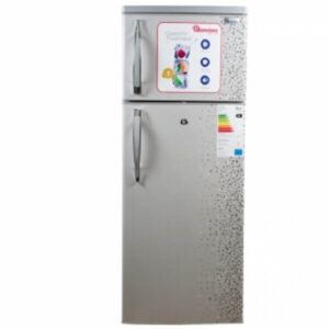 10 5cu ft 2 door direct cool fridge mar silver rf 244 call 0711477775 or 0711114001