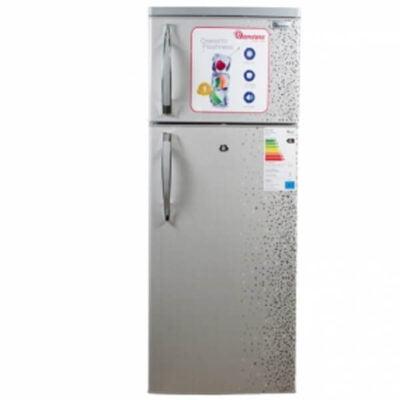 10 5cu ft 2 door direct cool fridge mar silver rf 244 call 0711477775 or 0711114001