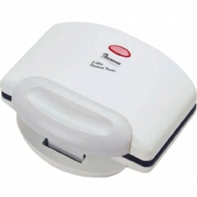 2 slice white sandwich toaster re 129 call 0711477775 or 0711114001