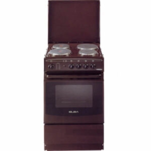 4 electric dark brown elba cooker eb 121 call 0711477775 or 0711114001