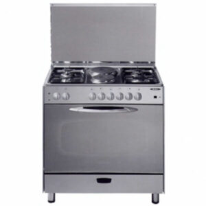 4 gas 2 electric stainless steel elba cooker eb 145 call 0711477775 or 0711114001