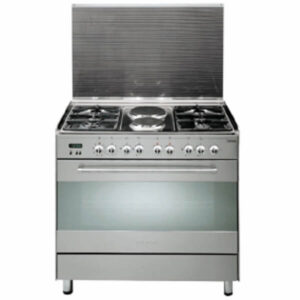 4 gas 2 electric stainless steel elba cooker eb 174 call 0711477775 or 0711114001