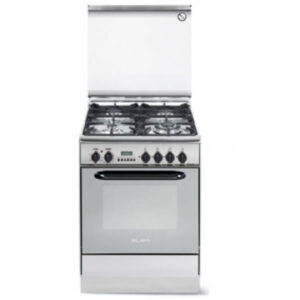 4 gas stainless steel elba cooker eb 215 call 0711477775 or 0711114001