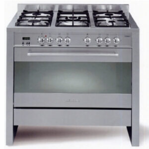5 gas stainless steel elba cooker eb 196 call 0711477775 or 0711114001