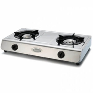 stainless steel 2 burner gas cooker rg 514 call 0711477775 or 0711114001
