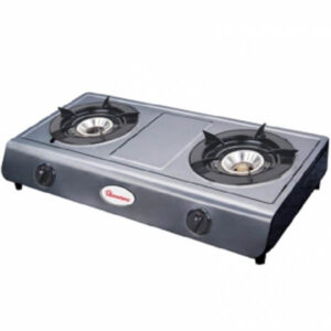 stainless steel 2 burner gas cooker rg 515 call 0711477775 or 0711114001