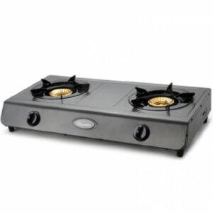 teflon 2 burner gas cooker rg 501 call 0711477775 or 0711114001