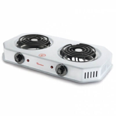 white double spiral plate cooker rm 253 call 0711477775 or 0711114001