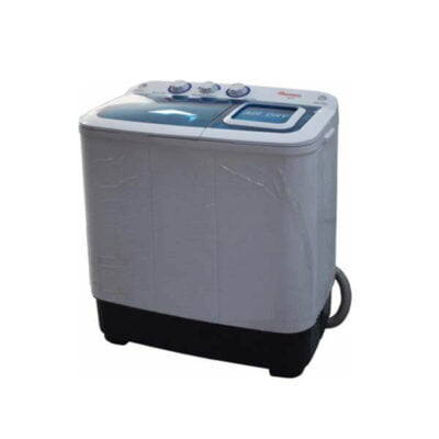 RAMTONS TOP LOAD SEMI AUTOMATIC 6KG TWIN TUB WASHER AIR DRY- RW/125