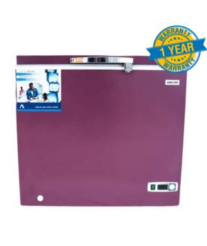 Bruhm 7.5 cuft Bruhm Chest Freezer - BCF 200SD - Wine Red