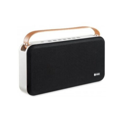 ZOOOK ZB-Rocker - Soundquake Bluetooth Speaker - White & Black