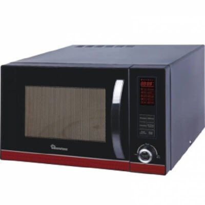 RAMTONS BLACK, CONVECTION MICROWAVE, 30 LITERS- RM/327