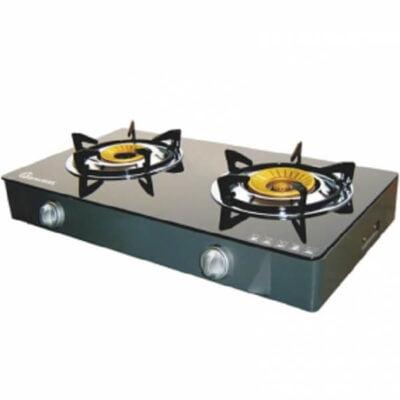 ceramic top 2 burner gas cooker rg 529 call 0711477775 or 0711114001