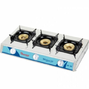 stainless steel 3 burner gas cooker rg 530 call 0711477775 or 0711114001