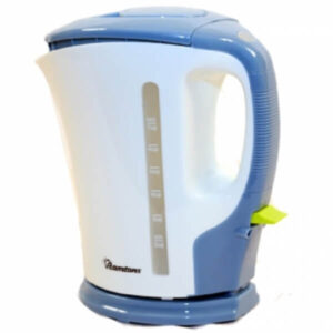 white and blue electric cordless kettle 1 7 litres capacity rm 324 call 0711477775 or 0711114001