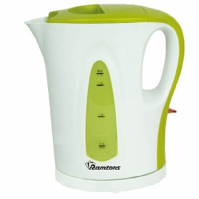 white and green electric cordlesskettle 1 7 litres capacity rm 349 call 0711477775 or 0711114001