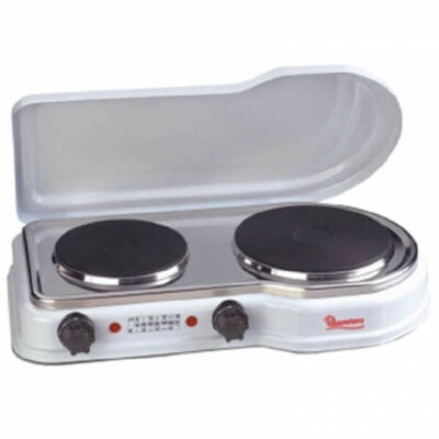 white double solid plate cooker rm 252 call 0711477775 or 0711114001