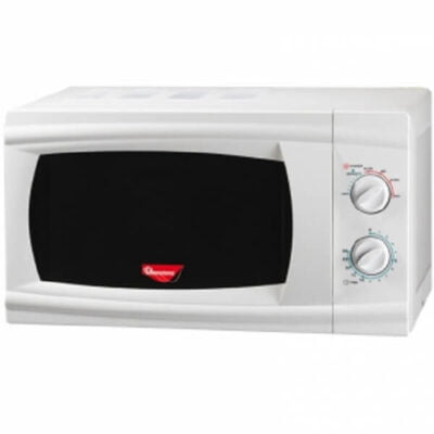 RAMTONS WHITE, MANUAL MICROWAVE,20 LITERS- RM/206
