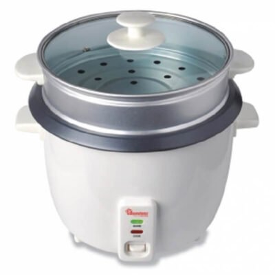 white rice cooker steamer rm 290 call 0711477775 or 0711114001