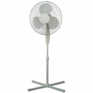 white stand fan 3 speed rm 260 call 0711477775 or 0711114001