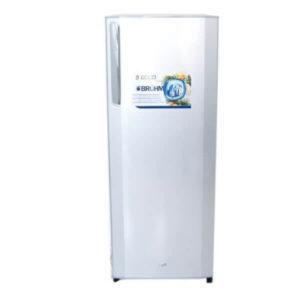 Bruhm BRS 260 - 220 Litres - 8.5Cu.Ft - Single Door Refrigerator- Silver