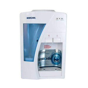 Bruhm BWD HN 10T - Hot & Normal Water Dispenser with cup holder