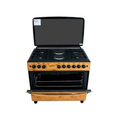 Cooker Bruhm BGC 9642NZ -90cm x 60cm Free Standing Gas Cook