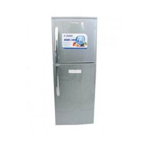 Fridge Bruhm BRD185 Double Door Refrigerator 6.5Cu.Ft 138 Litres Silver