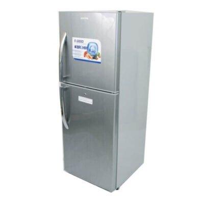 Fridge Bruhm BRD 230 Double Door Refrigerator 7.5Cu.Ft 190 Litres Silver