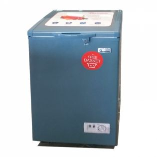 4 5 cu ft chest freezer blue rf 445 call 0711477775 or 0711114001