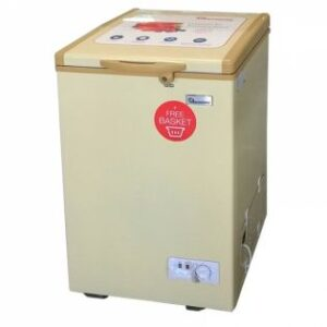 4 5 cu ft chest freezer yellow rf 446 call 0711477775 or 0711114001